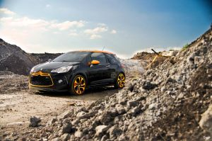 Citroen DS3 Racing by diddylux