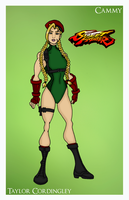 Street Fighter - Cammy White by Femmes-Fatales