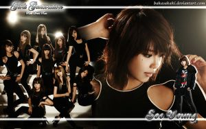 SNSD - Sooyoung RDR Wallpaper by bakasakaki
