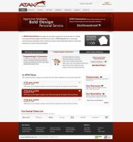 Interactive Web Firm Redesign2 by Jayhem