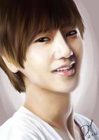 Yesung by RollingAlien