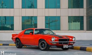 Camaro Z28 II by Mishari-Alreshaid