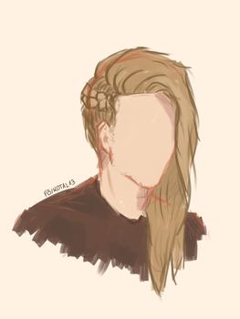 today's hairdo by Kotal13