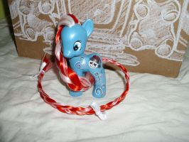 Custom G4 My Little Pony Candy Cane Jack MLP FIM by MikeysGrrrl