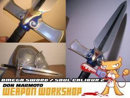 Cassandra's weapons by mrvo