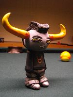 Tavros Figurine by Carnimafex