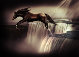 Leap Into the Unknown by Raiiiny