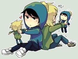 South Park : Craig X Tweek 12 by sujk0823