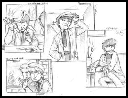 Beatles: Hard Day's Night by Crispy-Gypsy