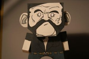 Papertoy Lemmy by terencedeath