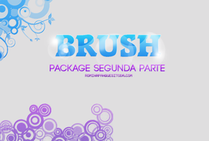 Brush PACKAGE VERSION 2. | HOLI by Romina-panquesito