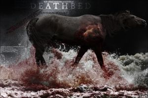 on my D E A T H B E D by Mourgebeast
