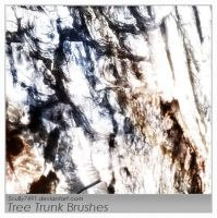 Tree Trunk Brushes by Scully7491