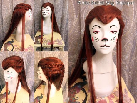 Tauriel Wig (The Hobbit: Desolation of Smaug) by whiterabbitwigs