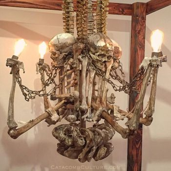 Chandelier of the Royals - Catacomb Culture by catacombculture