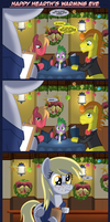 Guys Night Out 5 (Hearth's Warming Eve) by Edowaado