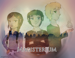 Magisterium - The Iron Trial by AngelTany