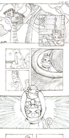 Comic Collab: Jinji's Cookie Hunt by Monkeytaillo