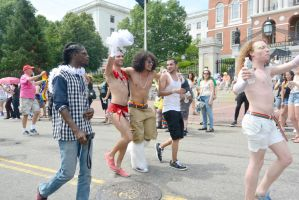 2015 Boston Pride Parade, Having A Gay Old Time 2 by Miss-Tbones