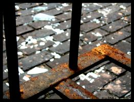 Caged and Broken by RichGinter