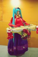 Sona Silent Night Cosplay - League of Legends by DannyBocabit