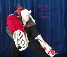 Renji cosplay Otakon 2011 by Dark-Capricorn