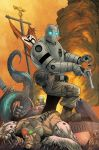 Atomic Robo by MBirkhofer