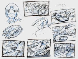 speed racer concepts by ARM0UR0S