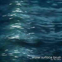 Water Surface Brush by victter-le-fou