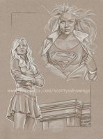 WIP Supergirl--Smallville by scotty309