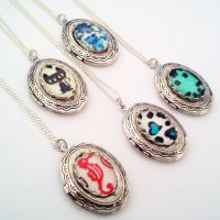 Silver Lockets March 8 2012 by AndyGlamasaurus