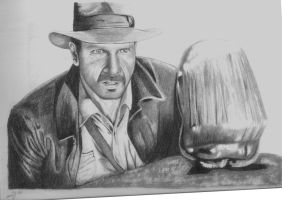 Indy And The Idol by miromo666