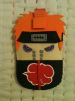 Pain Akatsuki Mobile Case by anapeig