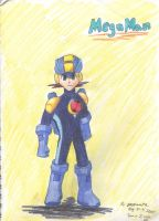 It's Megaman by Starath