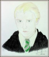 Draco Malfoy by Artistic-Imagery