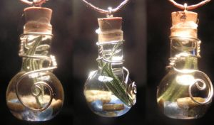 Magic Vial - Ellanora by Izile