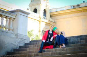 Edward and Winry by aruftw