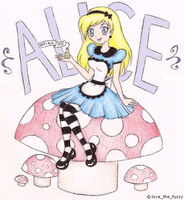 Alice by love-the-fuzzy