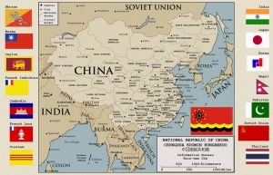 Alternate fascist China by Sapiento