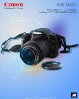 Canon EOS 1100D by lowaccess