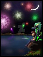 Fireworks of 2011 by Inked-Alpha