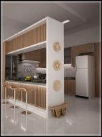 new kitchen by Halami