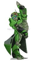 Pose 3 Crosshairs by AXEL464