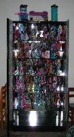 Complete Monster High 4/2012 by JadeJeebie