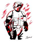 Scout Trooper by linkerart