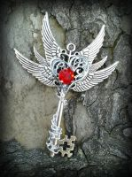 Burning Love Fantasy Key by ArtByStarlaMoore