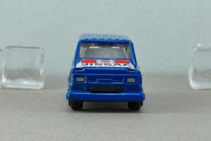 1987 Nissan Patrol 260 Series LWB - blue zf - Gisi by Deanomite17703cotd