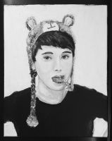 Danisnotonfire Painting by mfang17