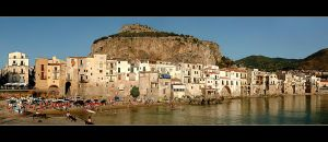 The Rock - Cefalu - Sicilia 2 by skarzynscy
