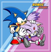 Sonic_Rush_in_SD_version by Puretails
